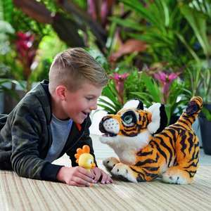 FurReal Roarin' Tyler the Playful Tiger £89.49 @ Smyths