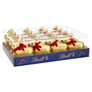 Lindt Gold Reindeer Milk Chocolate, 100 g, Pack of 16, £10 Prime / £14.75 non prime - BACK IN STOCK!