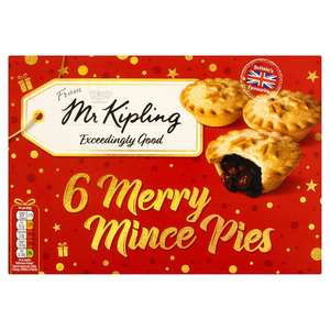 Mr Kipling and Cadbury cakes offer 2 for £2 at Morrisons