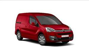 Citren Berlingo Van Enterprise £1236.82 initial rental £103.07 p/m 24 months £3710.50 @ Fleet prices