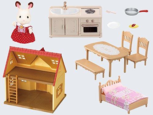 Sylvanian Families Cosy Cottage Starter Home Set £11.99 Del Prime / £16.74 Non Prime @ Amazon