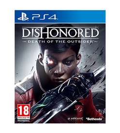 Dishonored: Death Of The Outsider (PS4/XO) £9.99 Delivered @ GAME