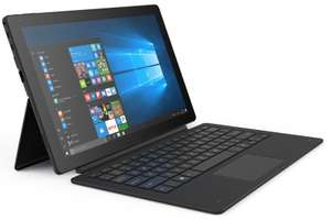 Linx 12X64  Windows 10 Tablet + Keyboard [ Atom x5-Z8350 / 64gb eMMC / 4GB Ram]  £199.97 delivered @ Ebuyer