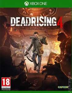 dead rising 4 and watchdogs 2 for £24.55 for the pair with music magpie pre-owned