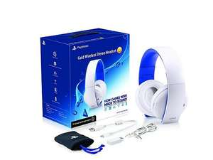 Sony PlayStation Wireless Stereo Headset 2.0 - White (PS4/PS3/PS Vita) £49.99 @ Tesco