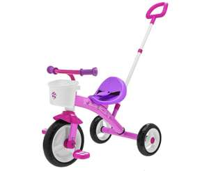HALF PRICE on Chicco U-Go 2 In 1 Trike - Pink colour £17.49 @ Argos