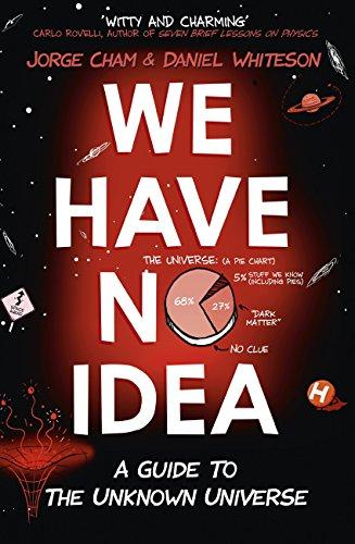We Have No Idea Kindle ebook 99p @ Amazon