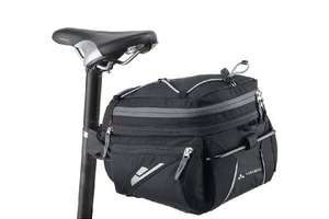 Vaude Off Road Bag to attach to Bicycle Seat Post M black RRP £75 £14.53 prime / £19.28 non prime @ Amazon