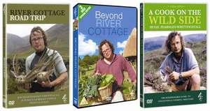 Hugh Fernley Whittingstall : River Cottage Collection 9 DVD Boxset £9.98 Prime @ Amazon