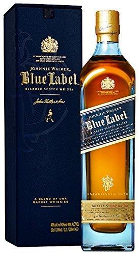 Johnny Walker Blue Label Scotch Whisky - £35.99 @ Amazon (Lightning Deal)