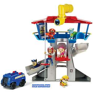 Paw Patrol Lookout Tower was £44.99 now £22.49 reduced to clear @ John Lewis