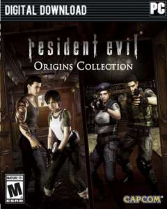 [Steam] Resident Evil Origins Collection - £5.19 - CDKeys