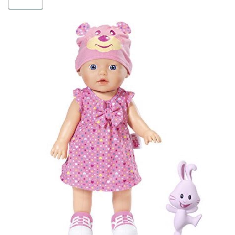 Baby Born My Little Walks - £20.39 @ Amazon