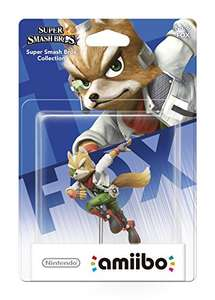 Fox Amiibo @ Amazon £6.70 (PRIME), +£1.99 delivery for non-PRIME or free del on £20 spend - Sold by MediaMerchants / FBA