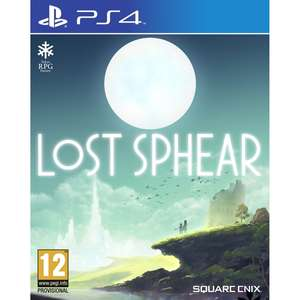 [PRE-ORDER] Lost Sphear (PS4) - £31.99 @ 365Games