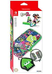 Hori Switch Splatoon 2 Accessories Pack £12.99 @Base with free del