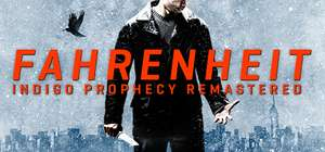 Fahrenheit: Indigo Prophecy Remastered £1.39 @ Steam