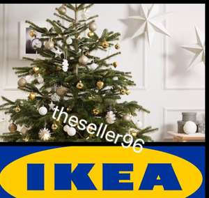 IKEA Christmas Tree for £12.50 by purchasing 5 advent calendars  for £2.50 each and get a £5 voucher inside them