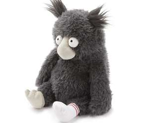 John Lewis Christmas Advert Toy - Moz the Monster Goodies £20 Instore & Online from Friday 10th November