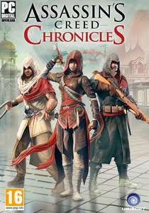 Assassin's Creed Chronicles:Trilogy (uPlay) £6.99 @ GamesPlanet
