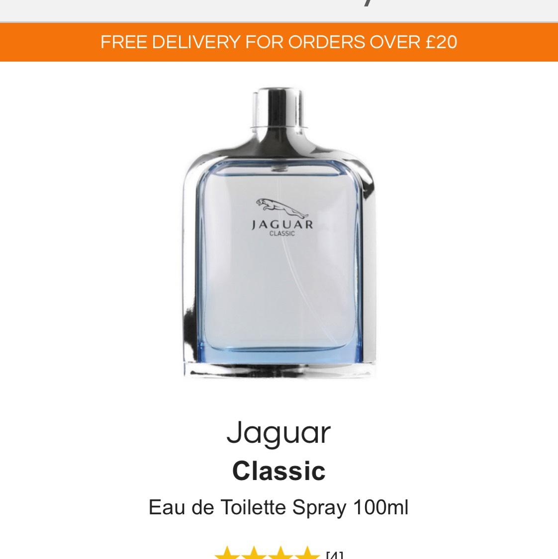 Jaguar Classic Eau de Toilette Spray 100ml @ allbeauty now £12.90
