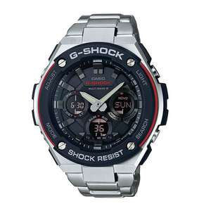 Casio G-Steel GST-W100D-1A4ER G-Shock Watch £169 at H.S Johnson
