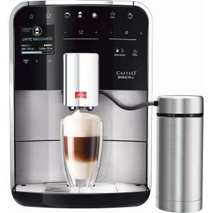 Melitta F760-200 BARISTA TS Bean-to-Cup - Stainless Steel Silver £700 at 	ao.com