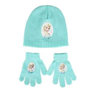 Kids Disney 'Frozen' hats and gloves £1 at xs-stock . Ideal stocking filler.