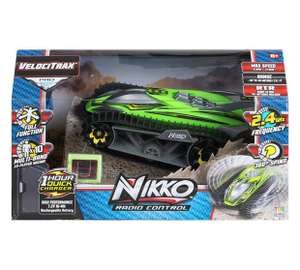 Nikko Trax Radio Controlled Car £24 with a code @ argos