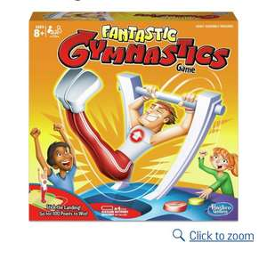 Hasbro fantastic gymnastics game around £15 in Argos flash sale with code
