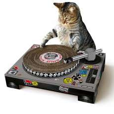 Offer / Code Stack - Cat Scratching Turntable / Cat Scratch Laptop £12.74 each with 15% Off code + inc in 3 for 2 Mix & Match Offer + Free C+C @ Robert Dyas (can C+C from Ryman Stores)