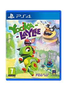 Yooka-Laylee (PS4/Xbox One) £12.85 / AER (PS4) £12.85 Delivered @ Base