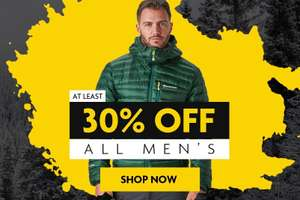 At least 30% off everything today. Items from 50p @ UltimateOutdoors