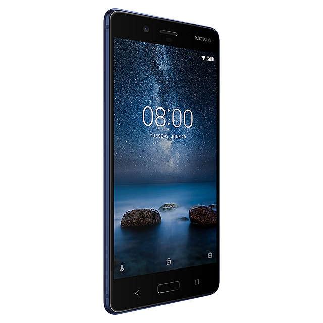 Nokia 8 SIM Free £399.99 at John Lewis