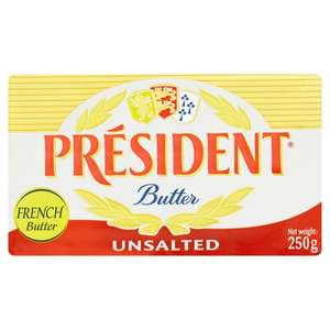 President French unsalted or salted butter 250g @ Waitrose