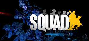 Squad (Steam PC) free to play and 50% off.