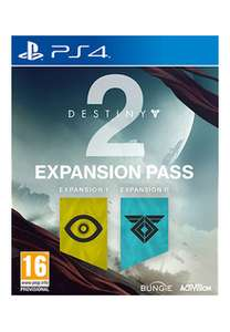 Destiny 2 Expansion Pass PS4 - £26.95 @ Electronic First