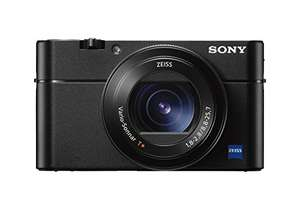 Sony DSCRX100M5 Advanced Digital Compact Premium 4K Camera £719.99 Amazon Plus £100 Cashback from Sony (Therefore £619)