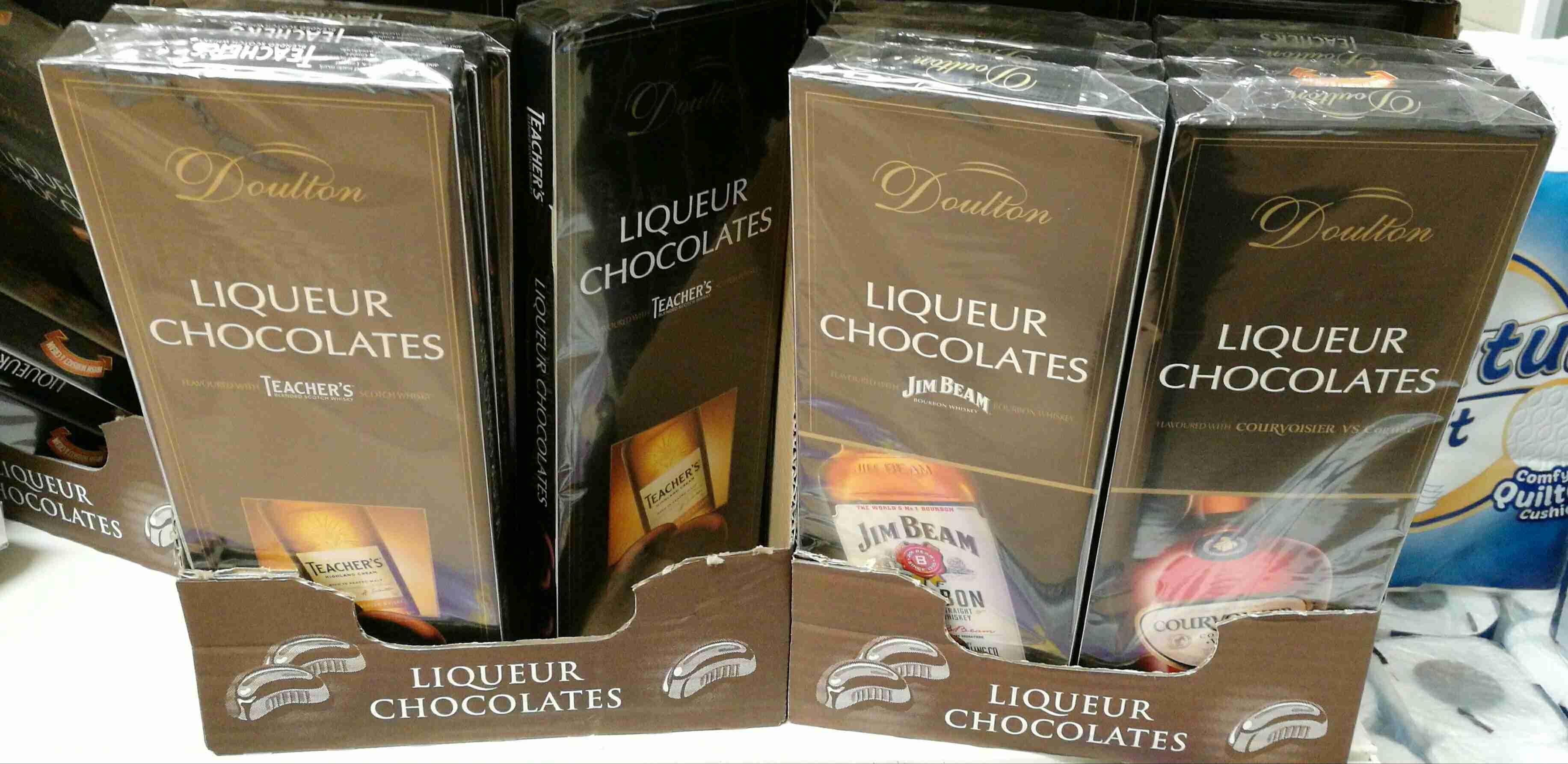 Poundland: Doulton branded liquers 150g £1