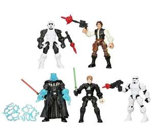 Star Wars Hero Mashers - 5 pack £19.99 Argos