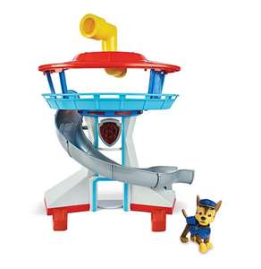 Paw Patrol Lookout Tower Basic Playset £23.99 at The Entertainer.