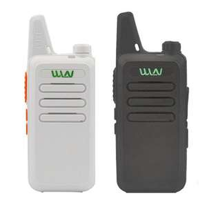 WLN KD-C1 Mini UHF 400-470 MHz Handheld Transceiver Two Way Ham Radio HF Communicator Walkie Talkie £13.19 @ banggood