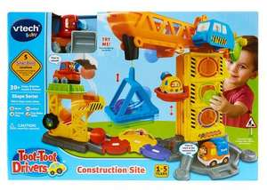 VTECH BABY Construction Site Sounds Songs & Melodies £16.99 + £1.99 C+C @ TK Maxx (or + £3.99 Home Del)