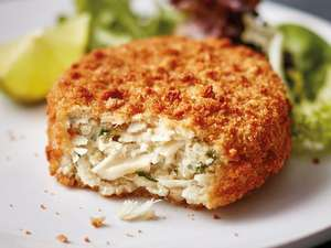 Lighthouse Bay 2 MSC Breaded Cod Fishcakes (270g) was £1.25 now 99p / Coopers 2 Garlic & Herb Chicken Kievs (260g) was £1.29 now £1.05 @ Lidl