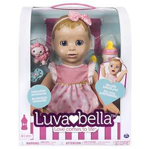 Luvabella available on Amazon Prime UK £99.99 delivered