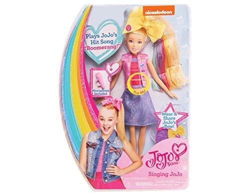 jo jo siwa singing doll £18.93 Del @ Amazon (via Amazon Global)