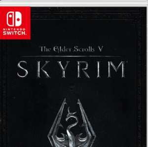TES V Skyrim for Nintendo Switch £37.95 @ Coolshop