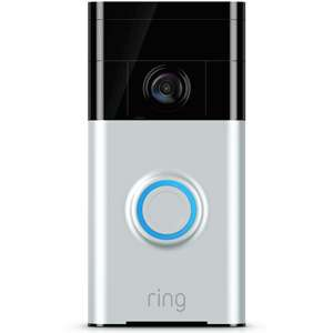 Ring Video Doorbell for £119 (was £159) plus 30 day free video recording (says Co-Op members but open to all) + Chime for £29 (free delivery) from Ring/CoOp Insurance