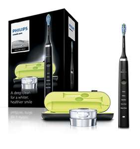 Philips Sonicare DiamondClean 3rd Generation Electric Toothbrush (Rose Gold, Black, Pink and white editions)