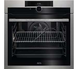 AEG SenseCook BPE842720M Electric Oven - Stainless Steel - £389.99 @ Currys (Price after cashback)